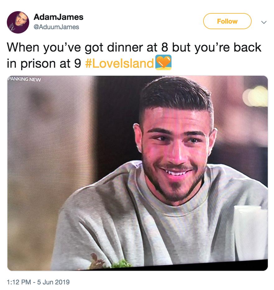 Season 5 Love Island Memes Love Island Funny Love Great Memes
