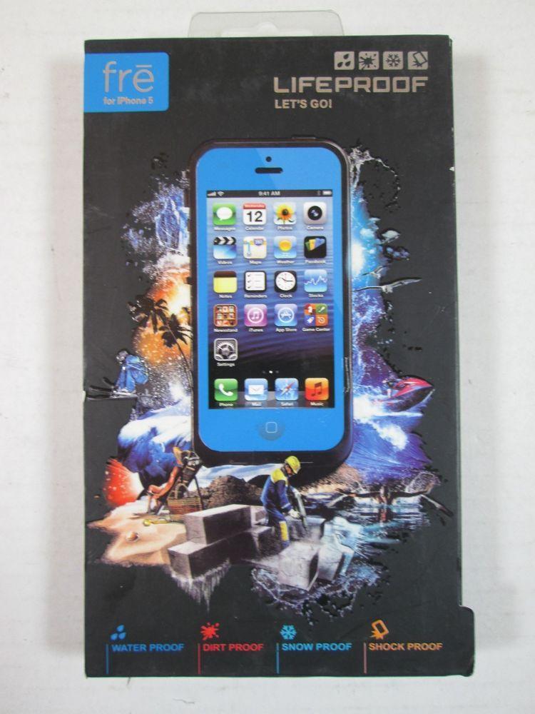 Lifeproof fre series iphone 5 waterproofdirtproof case
