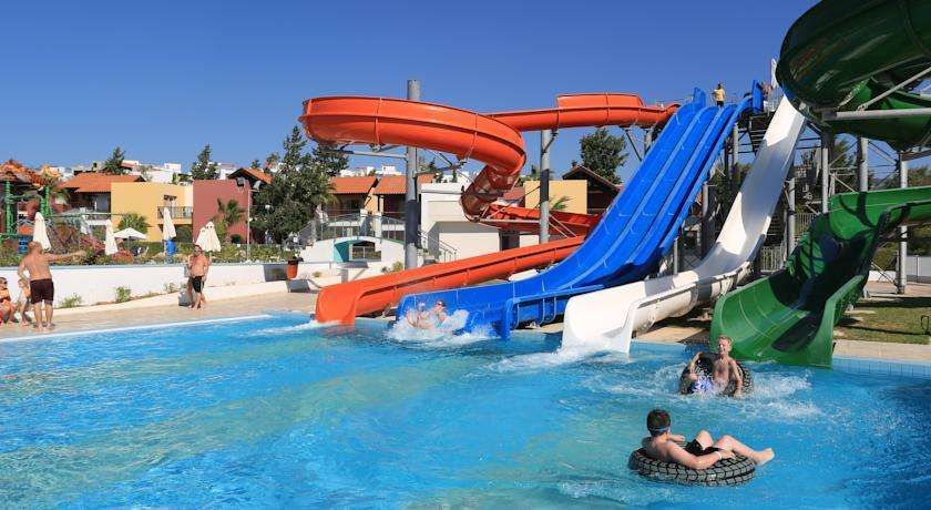 Aquasol Theme Park Is Located At The Walter Fletcher Beach Complex On Gloucester Avenue In Montego