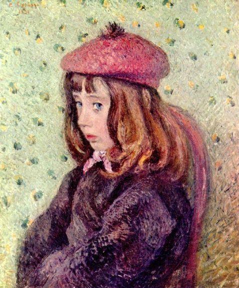 Portrait de Felix Pissarro  Camille Pissarro (1830 – 1903, French)