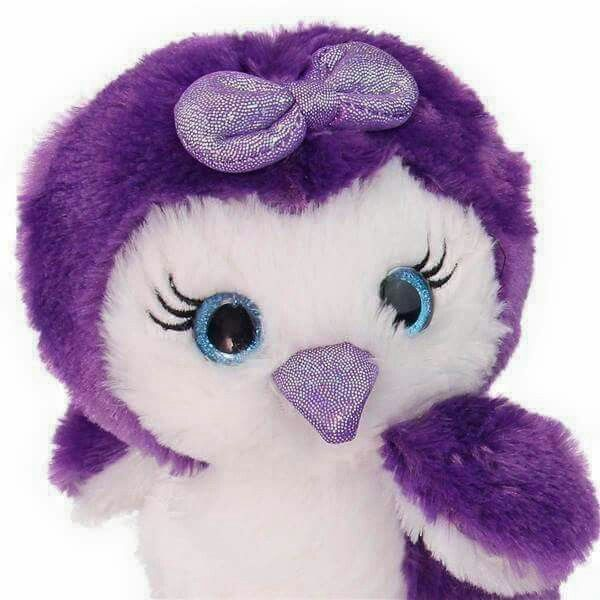 purple stuffed animal