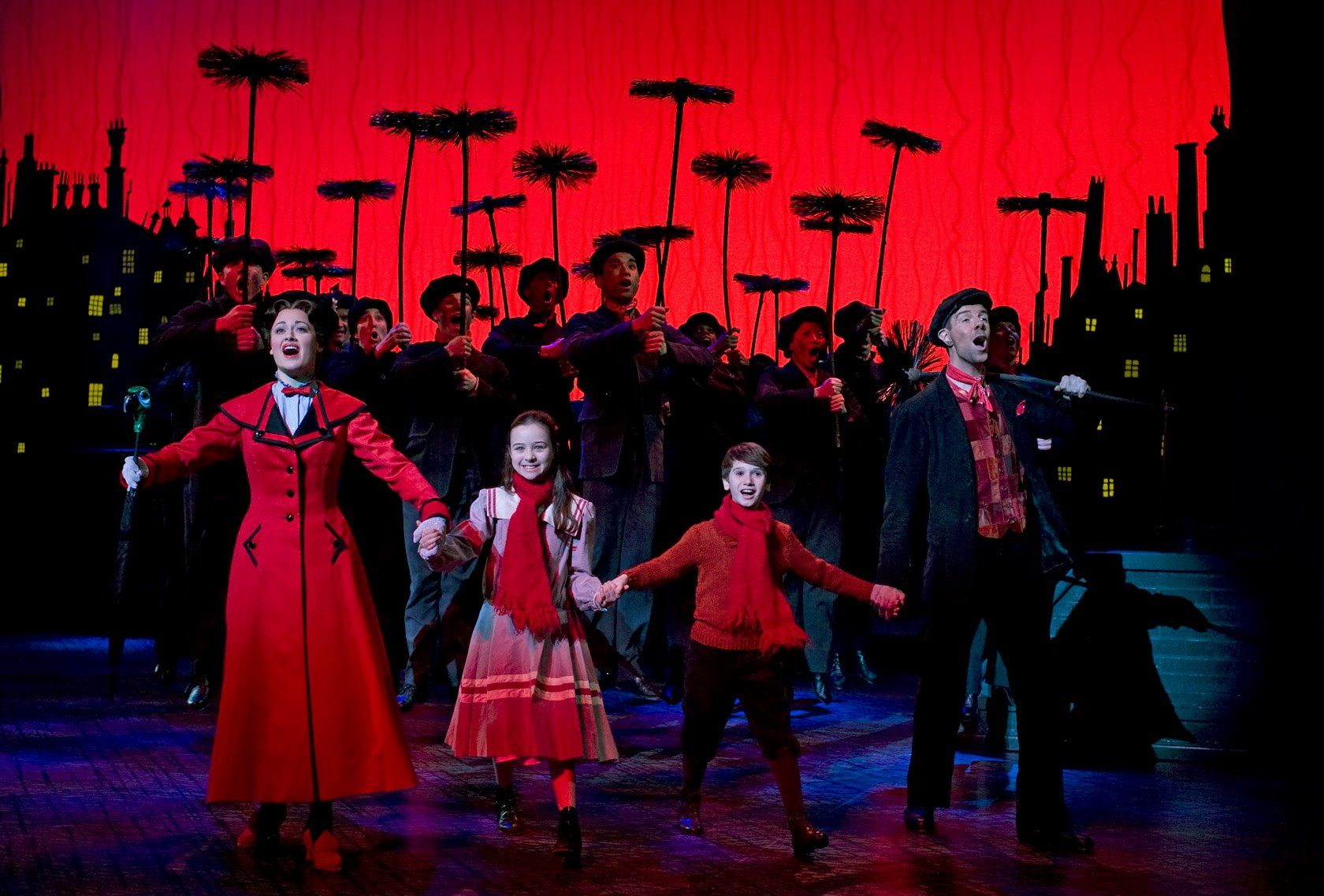 Mary Poppins Mary Poppins Broadway Mary Poppins Mary Poppins Theatre