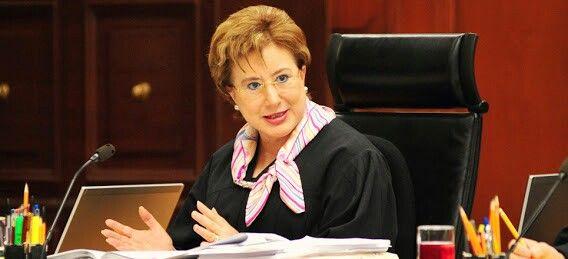Margarita Luna (ministra de la Suprema Corte de la Nación)--Fernanda Casas