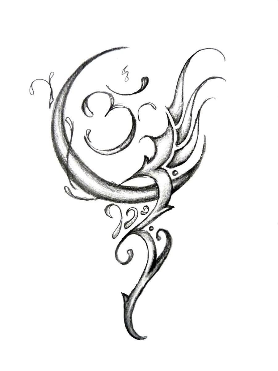 Hindu Tattoo Design : hindu, tattoo, design, Hindu, Tattoo, Flash, Women, Google, Search, Tattoo,, Tattoos, Meaning,, Symbol