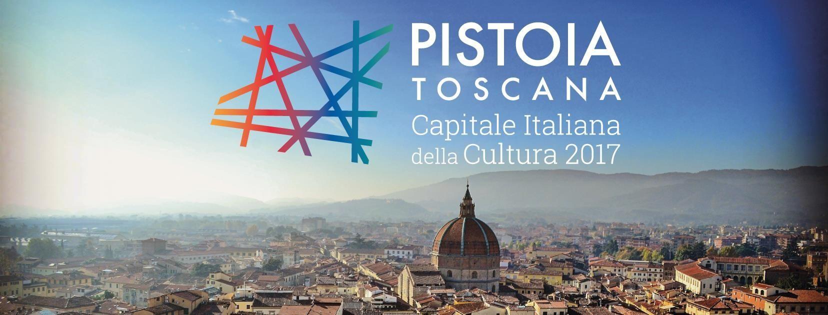 Pistoia 2017, ecco il logo della Capitale Italiana della Cultura ..:: La Voce di Pistoia ::.. Notizie, News, Fatti, personaggi, politica della provincia di Pistoia