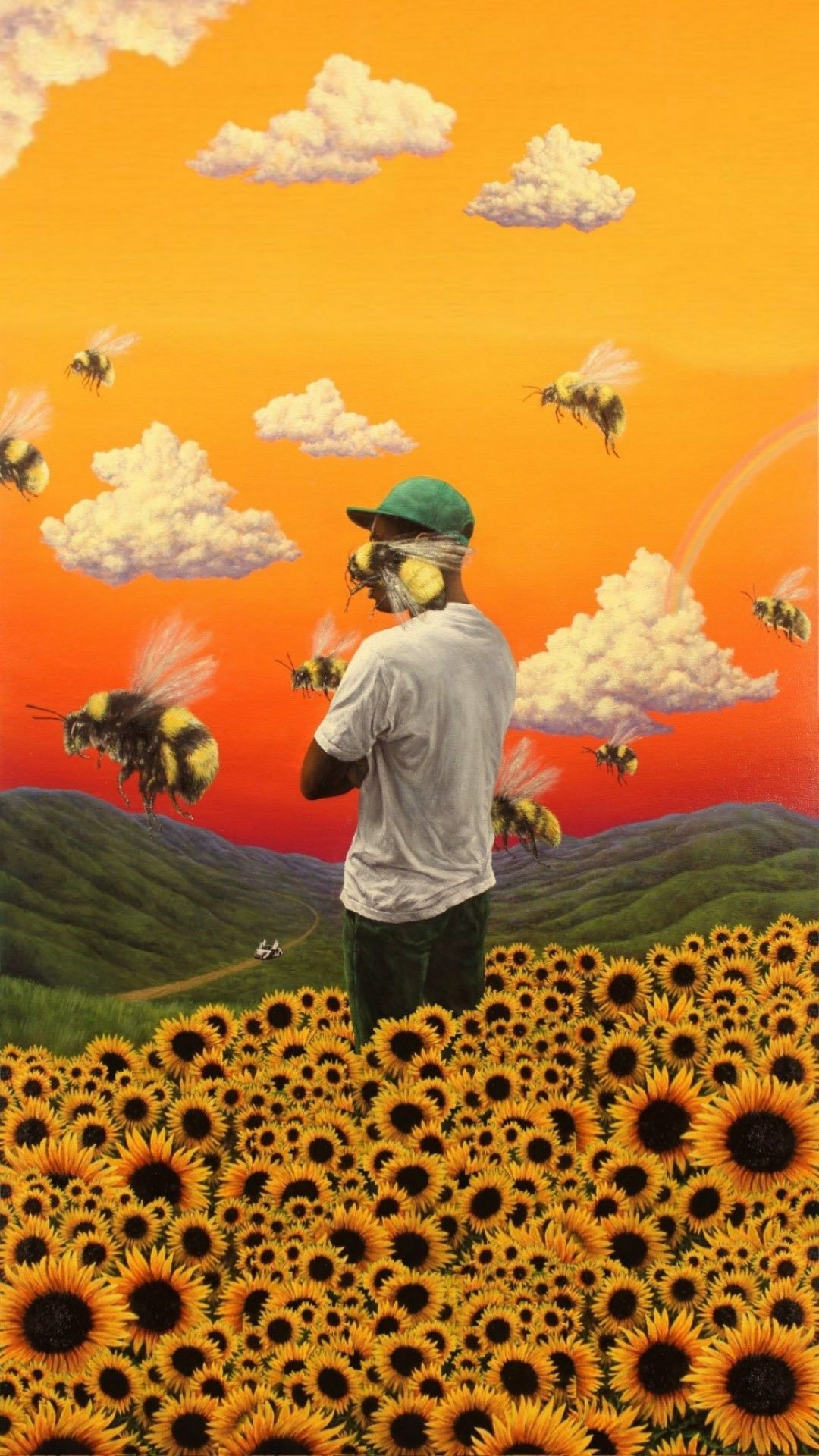 Okeyokeyokeyokeyokeyokeyokeyokeyokeyokeyokeydokey Tyler The Creator Wallpaper Tyler The Creator Aesthetic Wallpapers