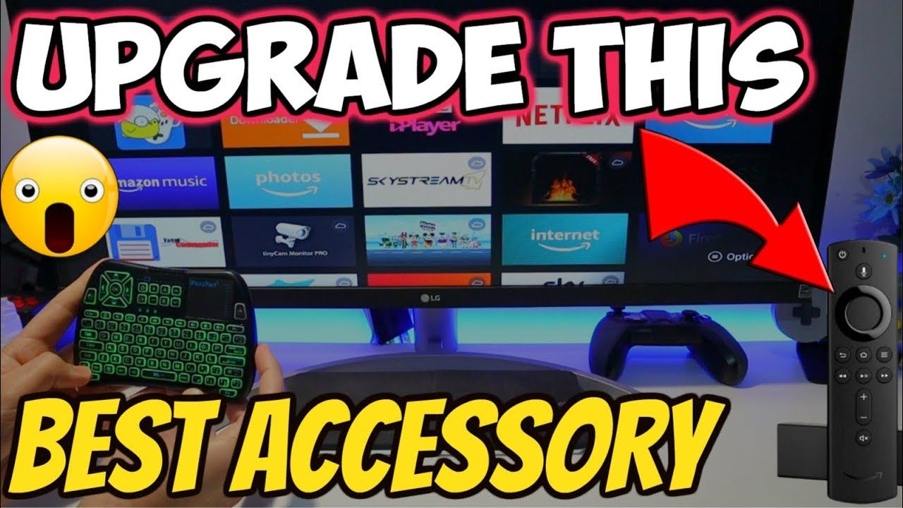 🔴BEST FIRESTICK ACCESSORY ? (REVIEW & GIVEAWAY iPazzport