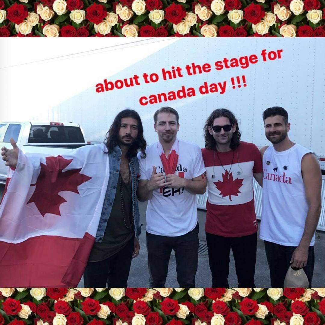 #CanadaDay @ournameismagic ♡ #magiclove #ournameismagic # ...