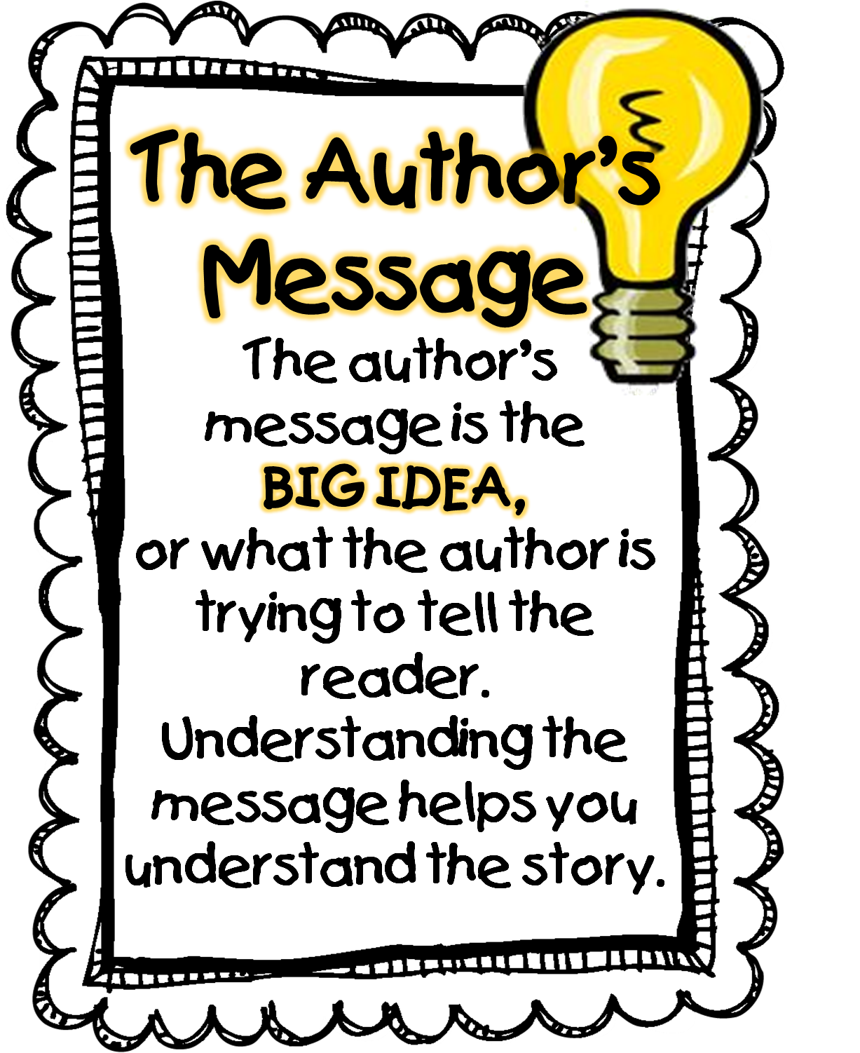 First Grade Wow Author S Message