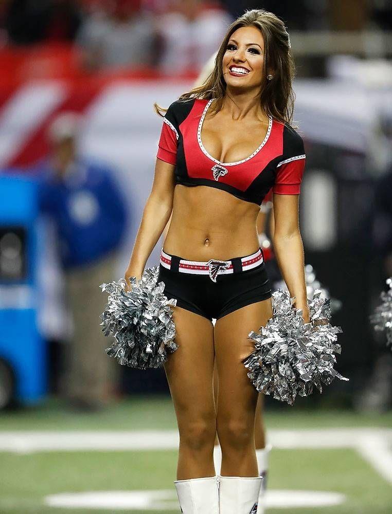 Sexy Asiatische Cheerleaderin
