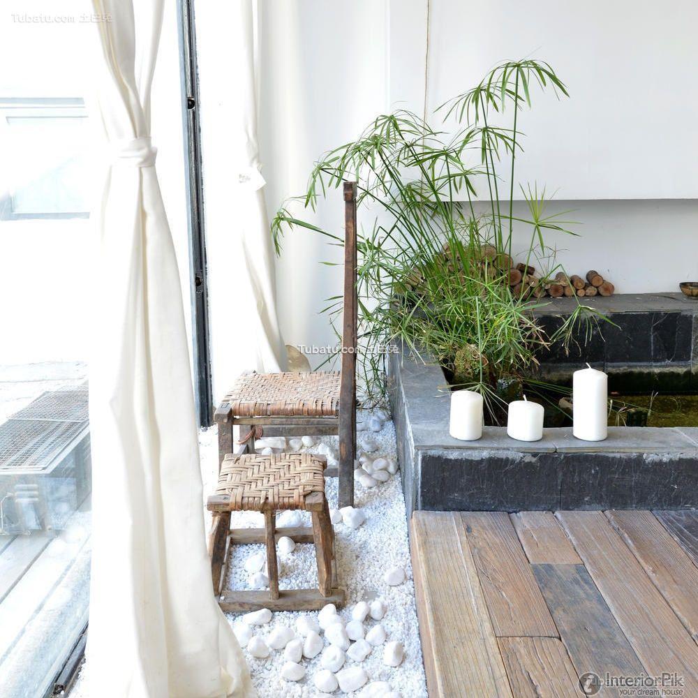 nordic minimalist interior garden design and decoration 2015