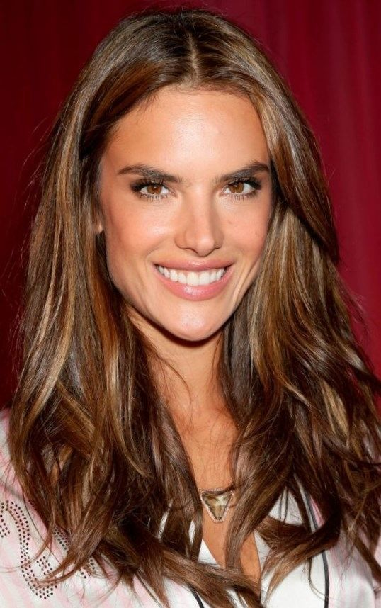 2017 Vibrant Brown Hair Color With Highlights Trendy Hairstyles