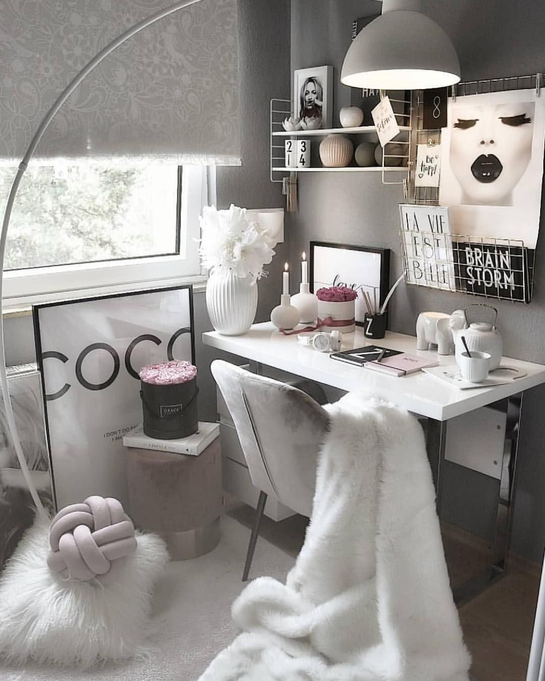 2 045 Likes 33 Comments Room For Girl Interior Inspo