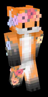Flower Minecraft Skins Namemc Minecraft Skins Minecraft Skins Aesthetic Minecraft Girl Skins