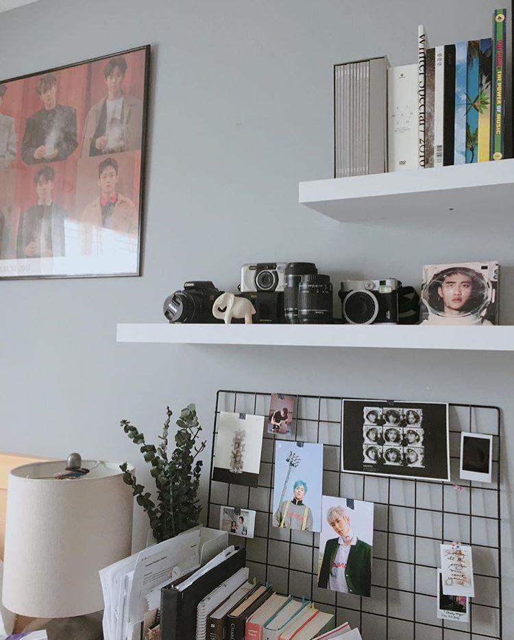 80 Peaceful Study Room Decorating Ideas: House интерьер дом спальня Interior Workplac Working Place