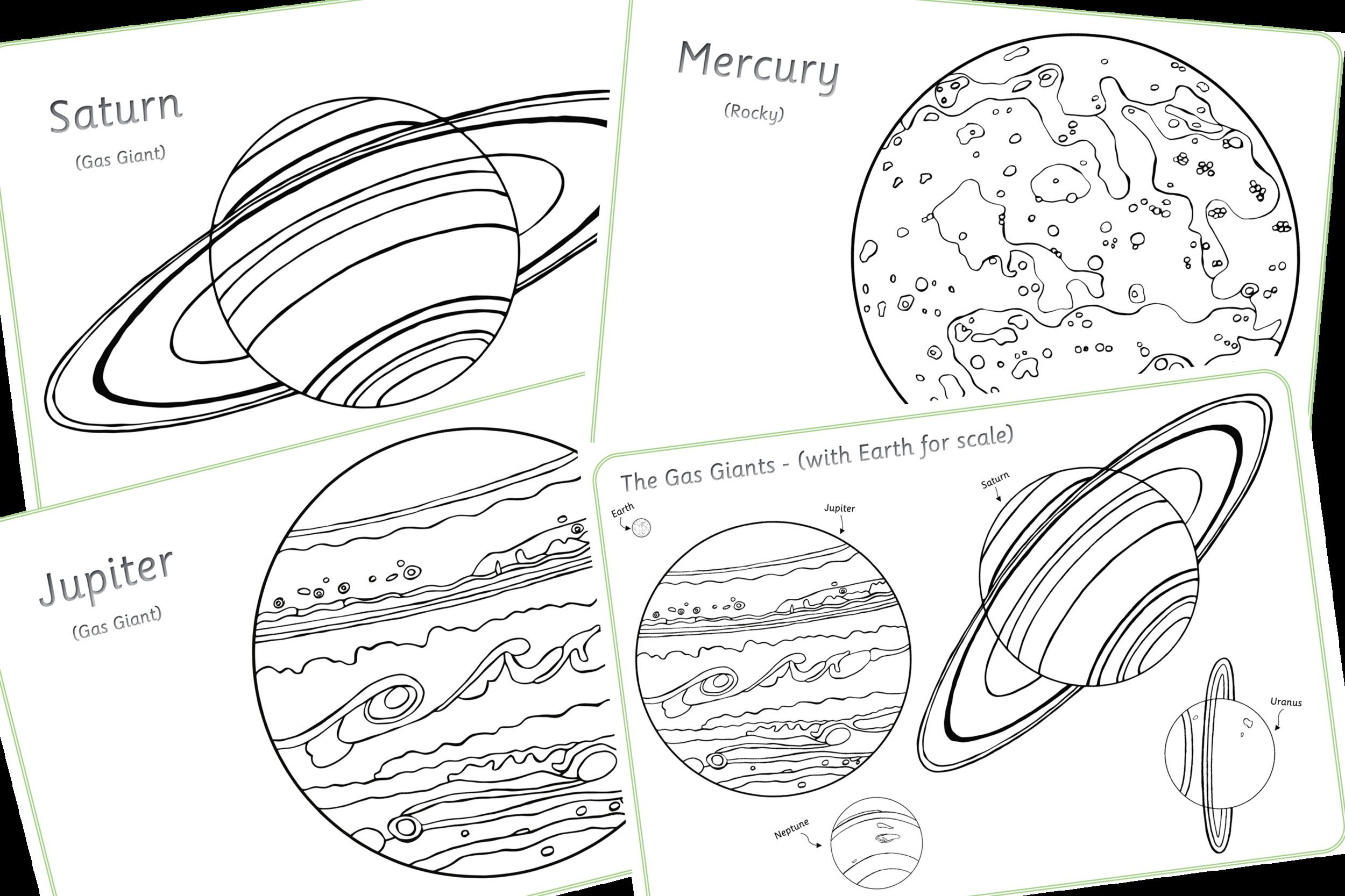 28 Best Of Solar System Coloring Pages In With