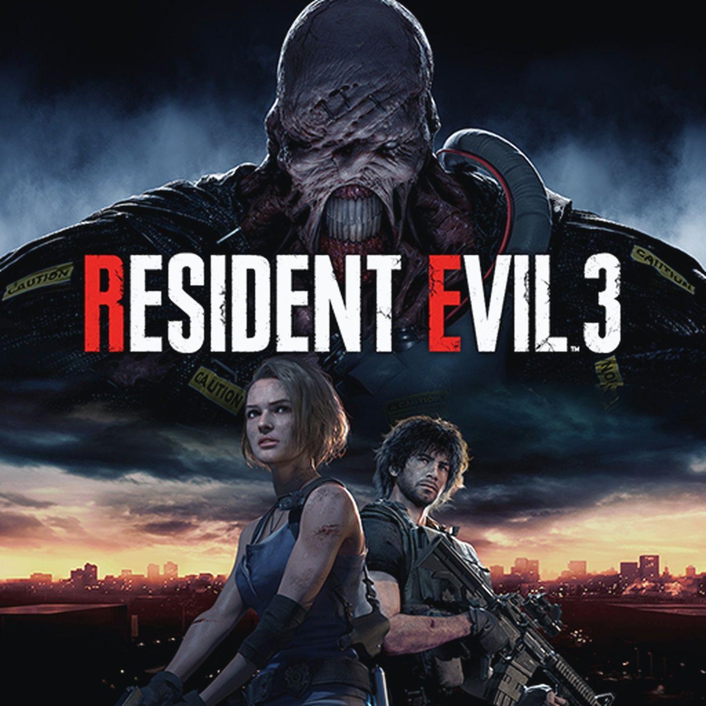 Awesome Residen Evil 3 Remake Wallpaper Dengan Gambar