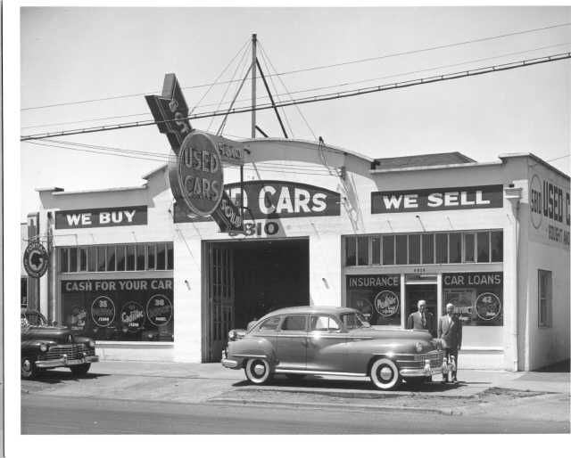 Fifties50s Cars Dealership Http Www Blackbookonline Com With