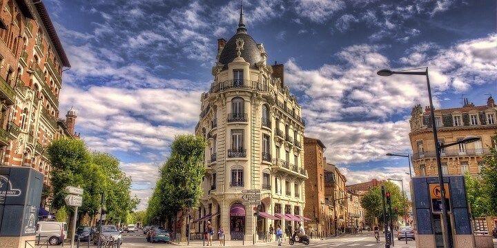 Toulouse, southwestern France