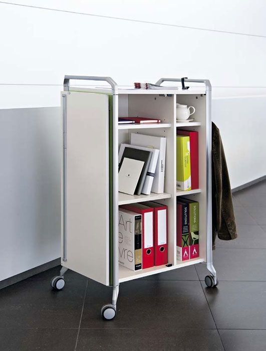office service trolley ON TIME by Actiu Actiu