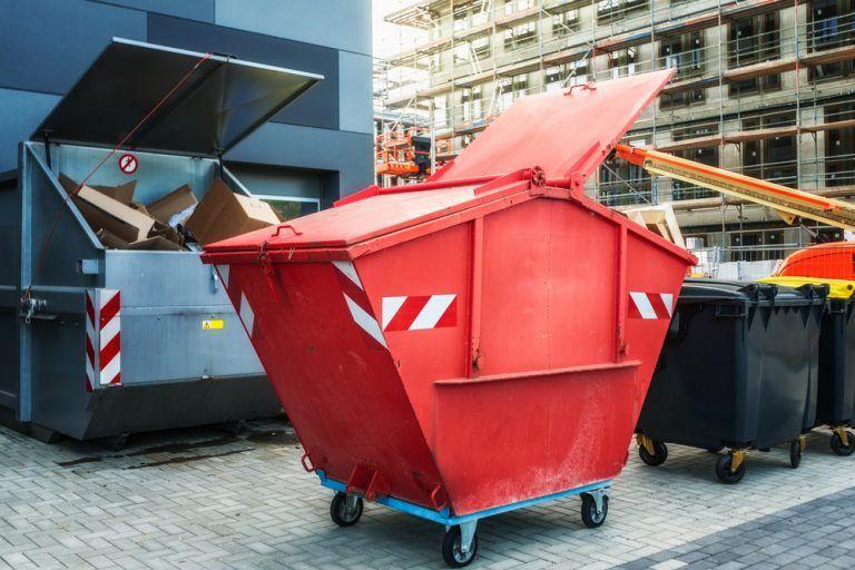 Skip Bins, Recycling, Sustainability Bins, Recycling
