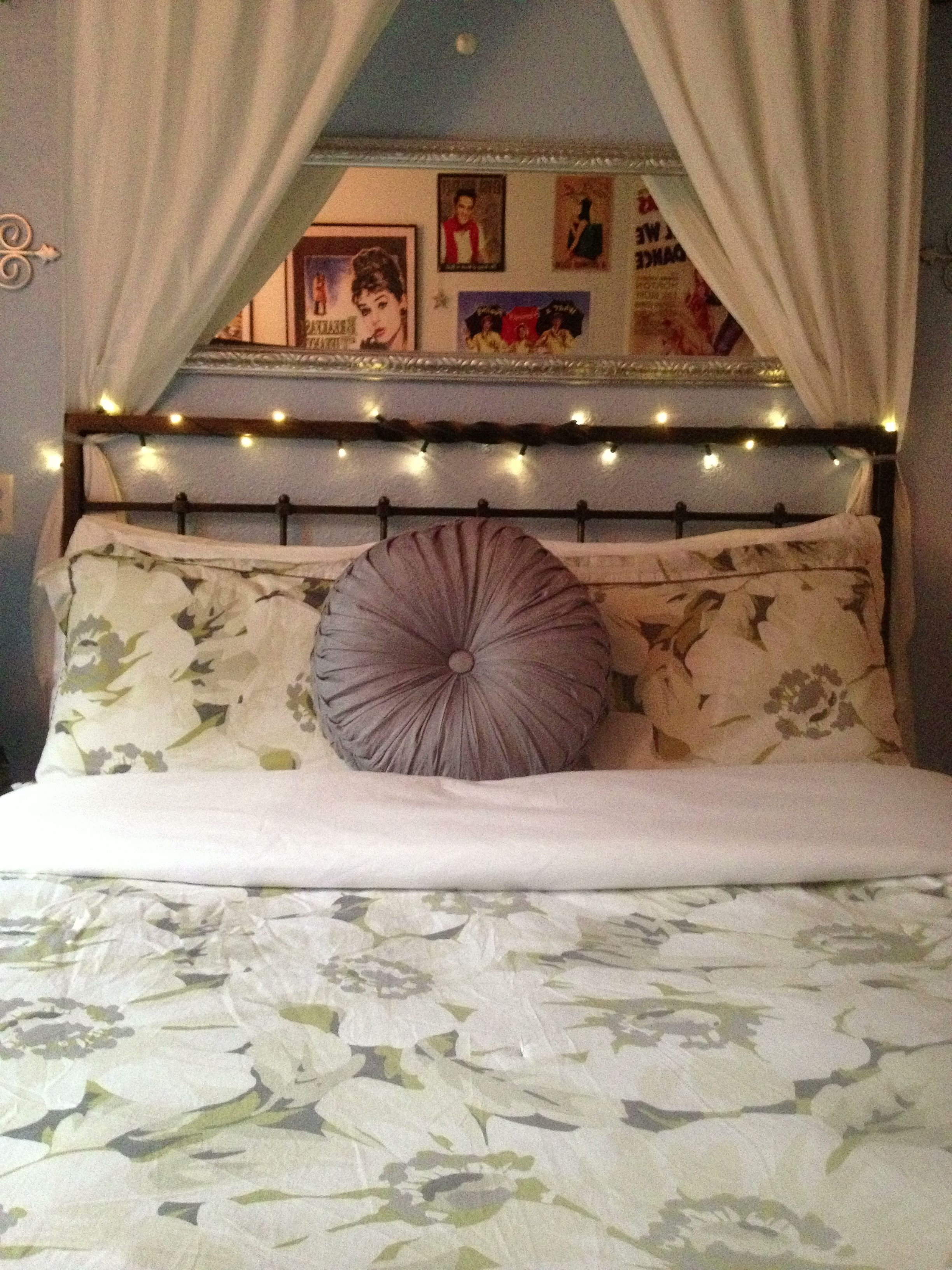 Others Bed Bath And Beyond Bathroom Scales For Use In The: A Shower Rod Canopy With Crisp White Curtains To Make The