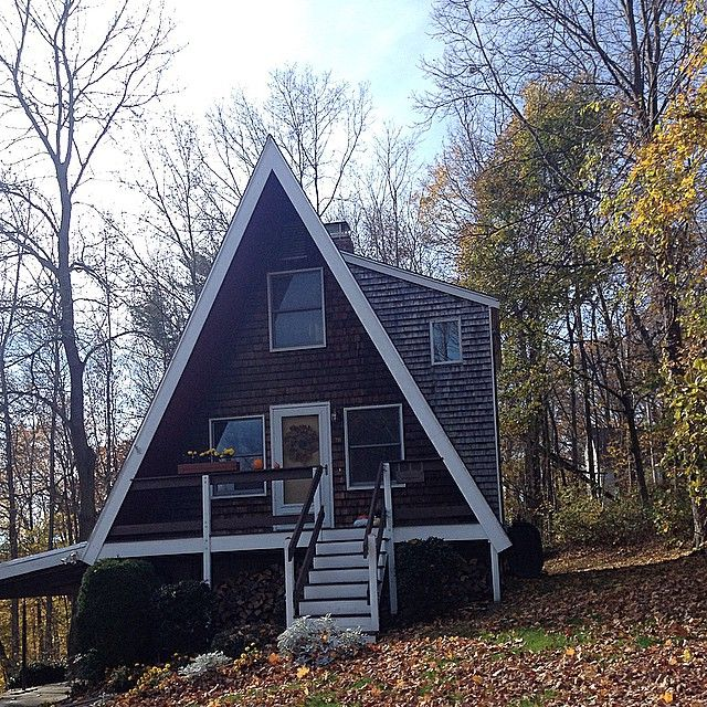 Instagram Photo By Sandandseahere Sandandseahere Iconosquare A Frame Cabin A Frame House Cabin