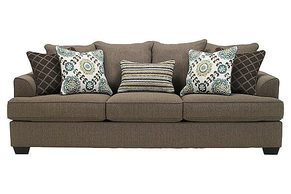 Prime Brothers Furniture Bay City: Slate Sofa. I Can Use This In A Contemporary