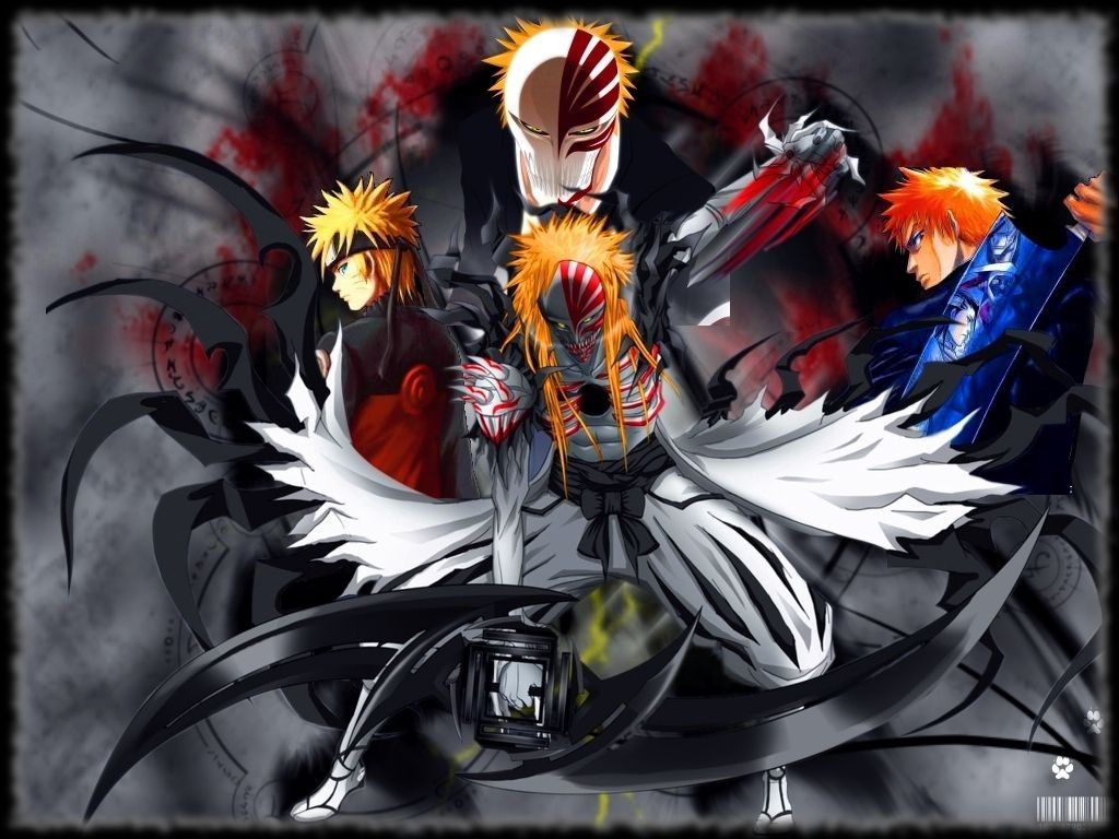 Pin By Anime Is Life On Anime Mix Anime Naruto Wallpaper Bleach
