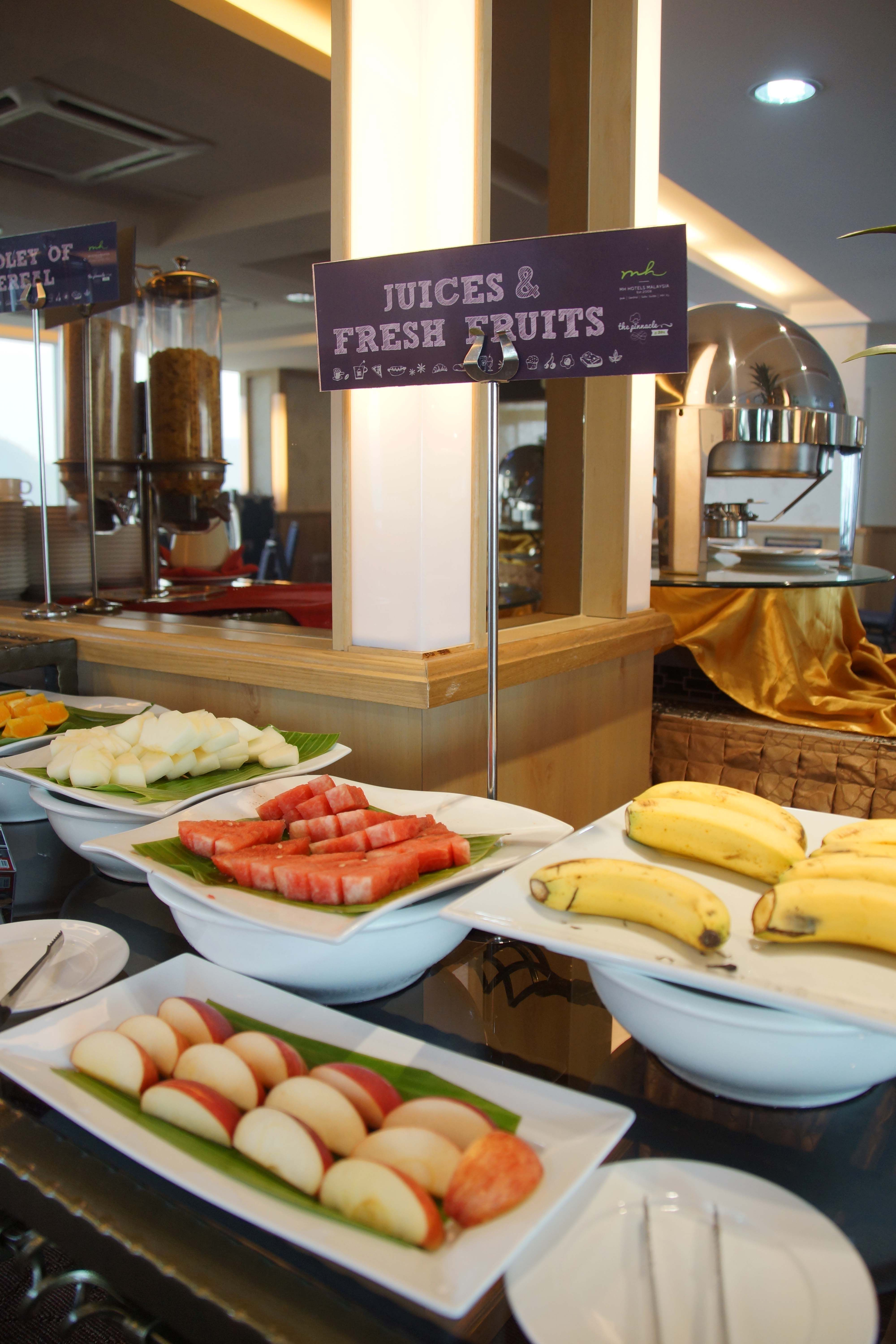 Breakfast at The Pinnacle @ 20th | MH Hotel Ipoh | Ipoh