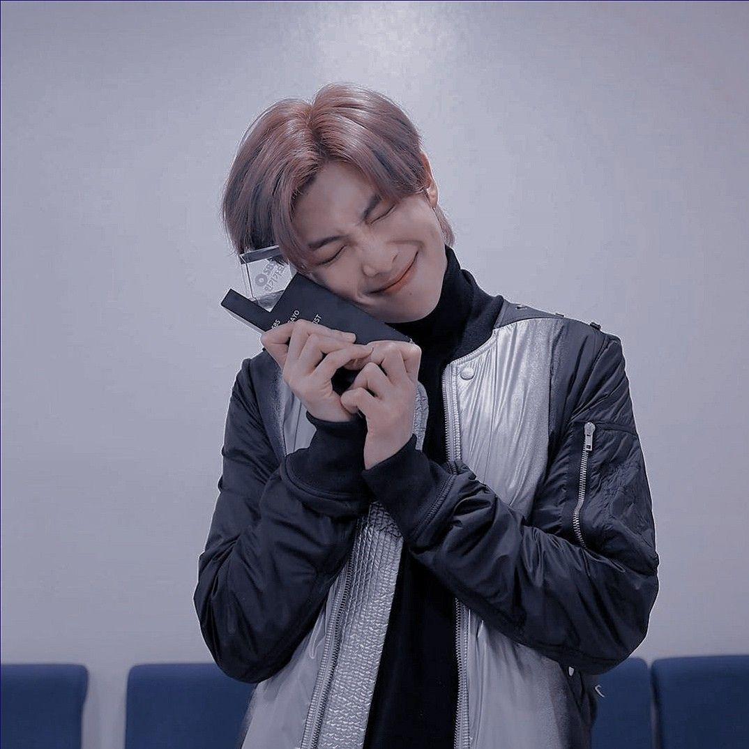 Yourmilker Bts Rm Namjoon Rm Icons Aesthetic Namjoon Kim Namjoon Purple Aesthetic