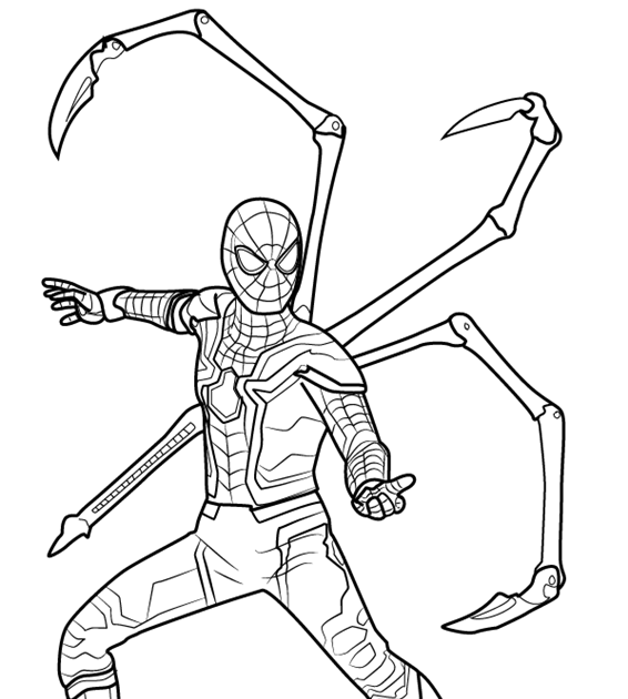 A Group Of Terrorists Kidnap Wealthy Industrialist Tony Stark And Forced Him To Make A Devastati Superhero Coloring Pages Superhero Coloring Spiderman Coloring