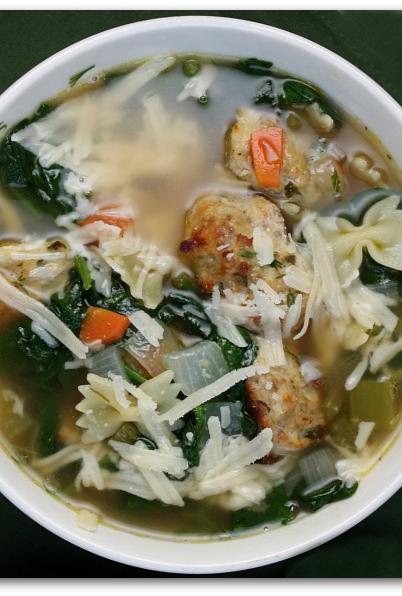 Italian Wedding Soup Recipe Italian Wedding Soup Recipe Soup Recipes Hearty Soup Recipes