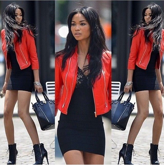 Fly girl - Chanel Iman
