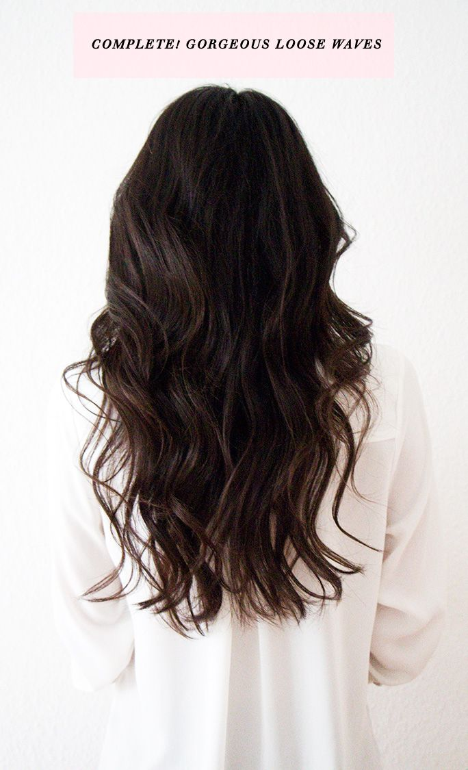 Hair How To Loose Waves How To Loose Waves Beach Waves Beauty