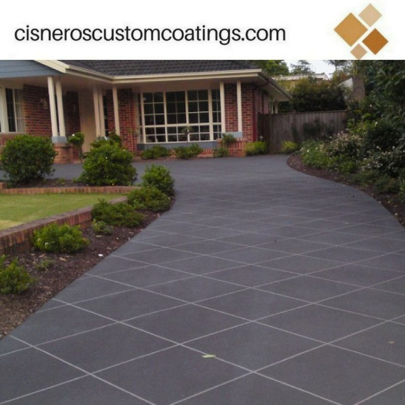 Beautify Your Garage Or Patio By Our Outdoor Epoxy Applications. We Have  Products That Can Protect Your Concrete For Over 5 10 Years And 100% Flake  ...
