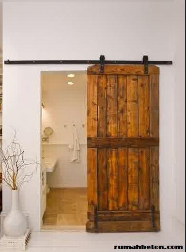 Model Pintu Geser Kamar Mandi Minimalis Terbaru Pintu Geser Rumah Minimalis