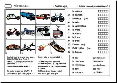 Wortschatz Rätsel