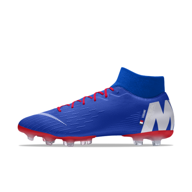new style c1dfe 3a7b1 Chaussure de football multi-terrains à crampons Nike Mercurial Superfly VI  Academy MG iD