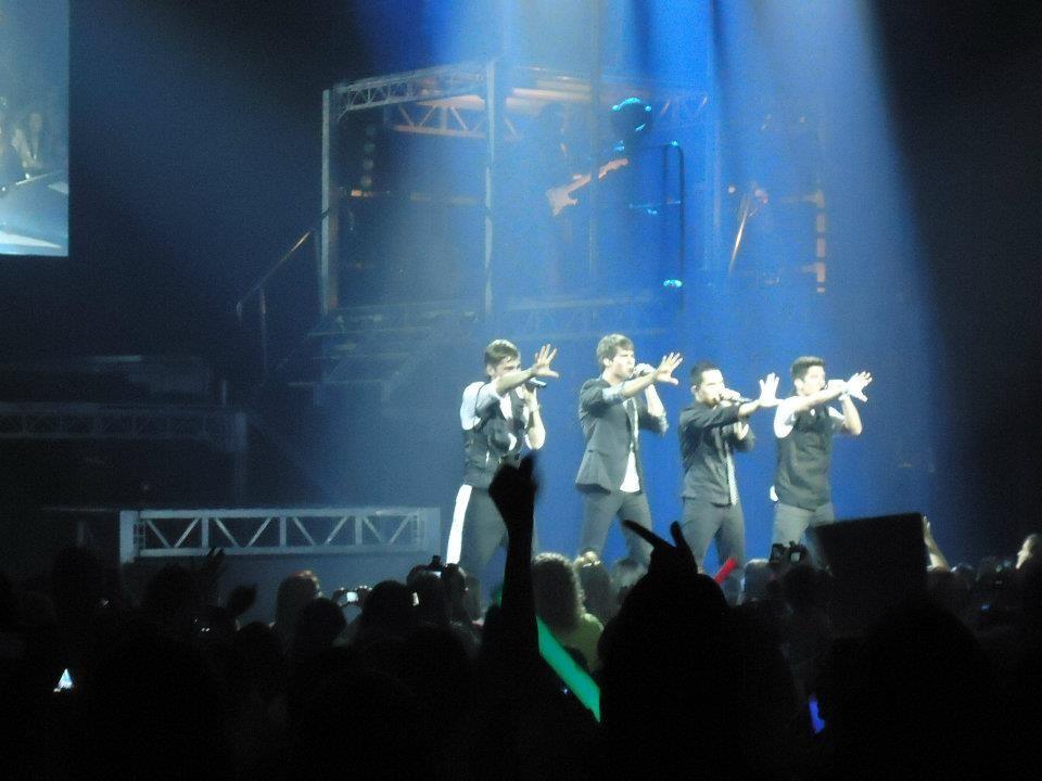 Btr Better With U Tour 2012 3 Big Time Rush Tours Big Time