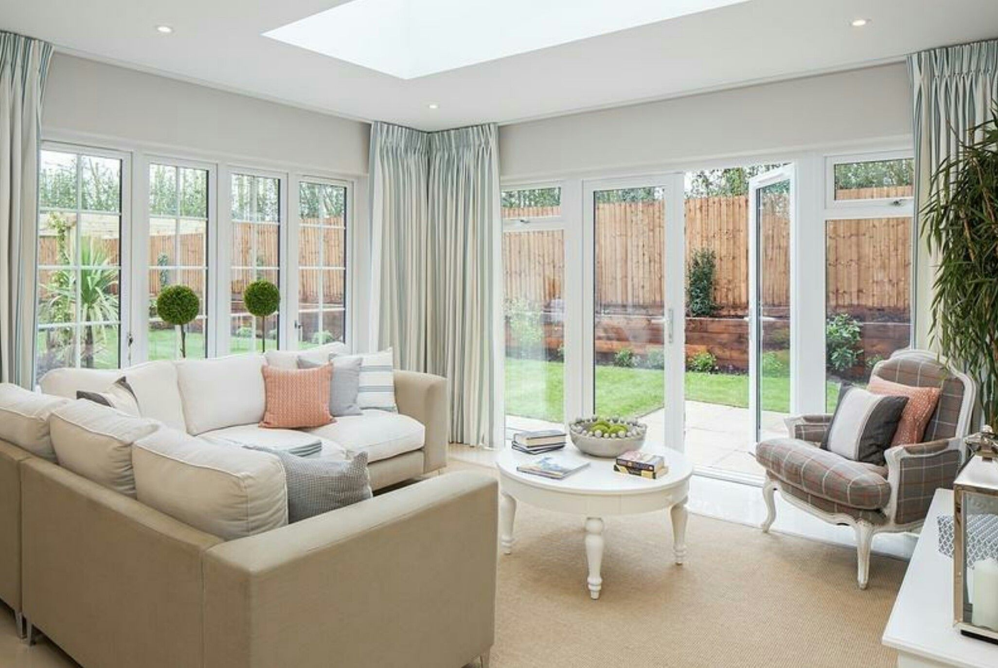 Interior Designed Orangery. Cala Homes, UK 2016 #calahomes #orangery ...