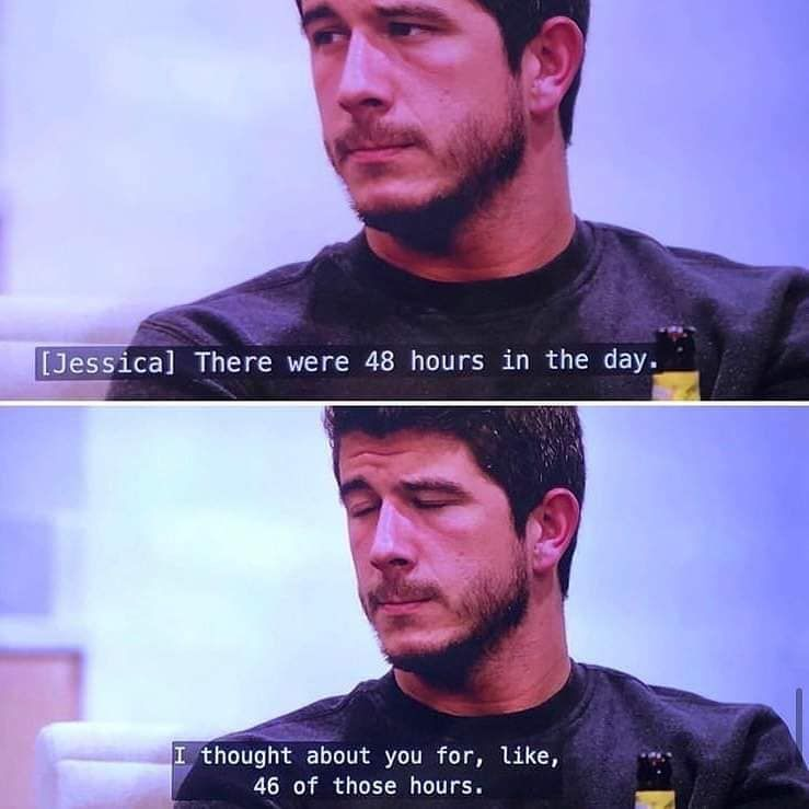 If You Watched Love Is Blind On Netflix You Re Going To Love These Memes But Try Not To Spit Your Drink Out While Scrolli Tv Memes Tv Show Quotes Funny Memes