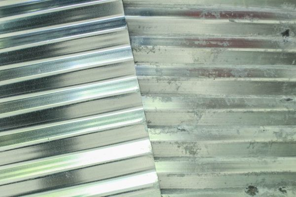 How To Age Galvanized Metal From Shiny New To Vintage Perfection