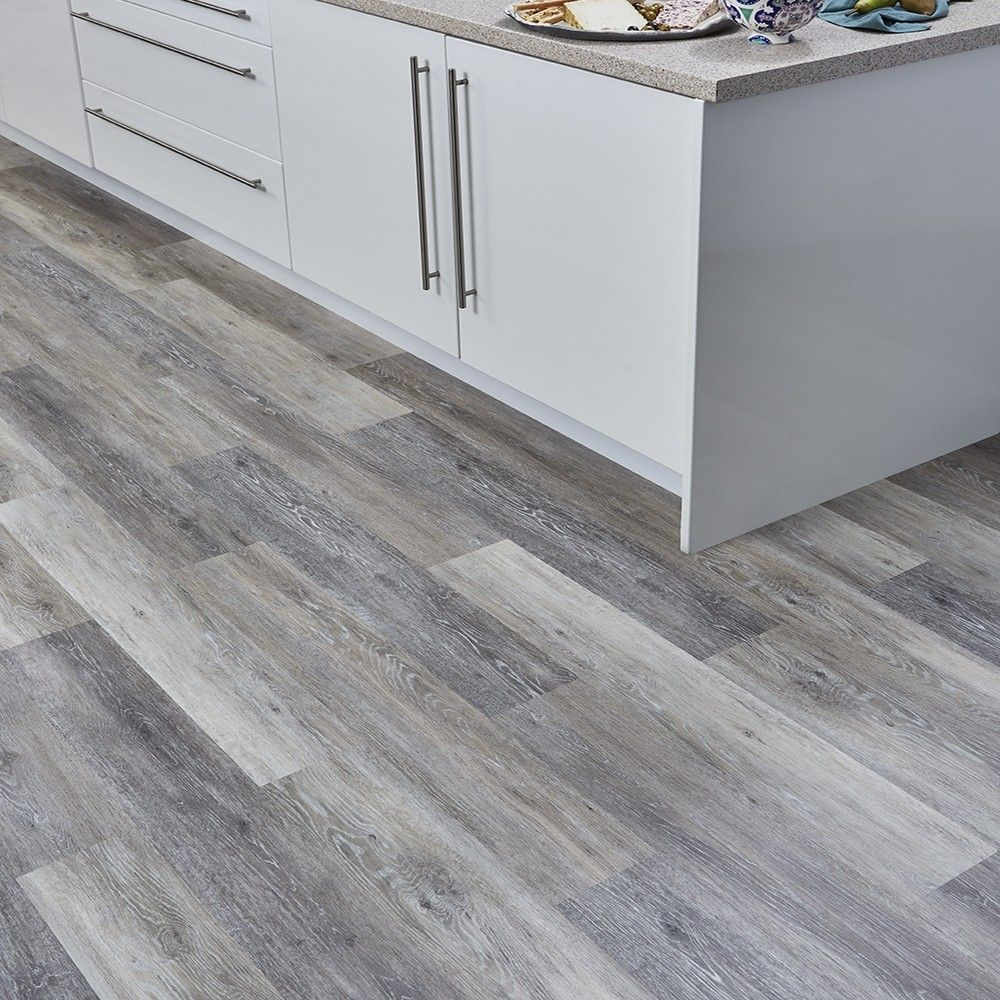Naturelle Design Flooring Grey Boathouse Oak Luxury Vinyl