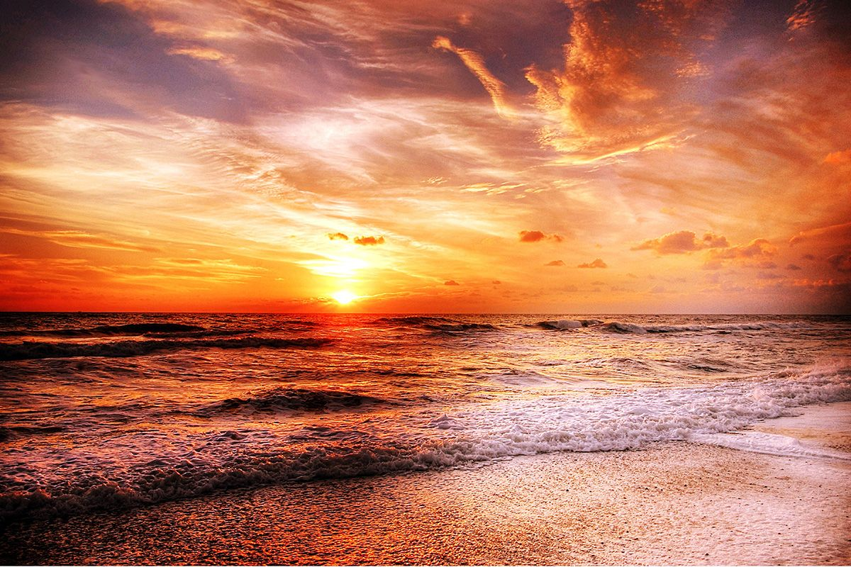 Beach Sunset Overlays For Photoshop Img 2806004 Sunset Beach Sunset Sunset Photos