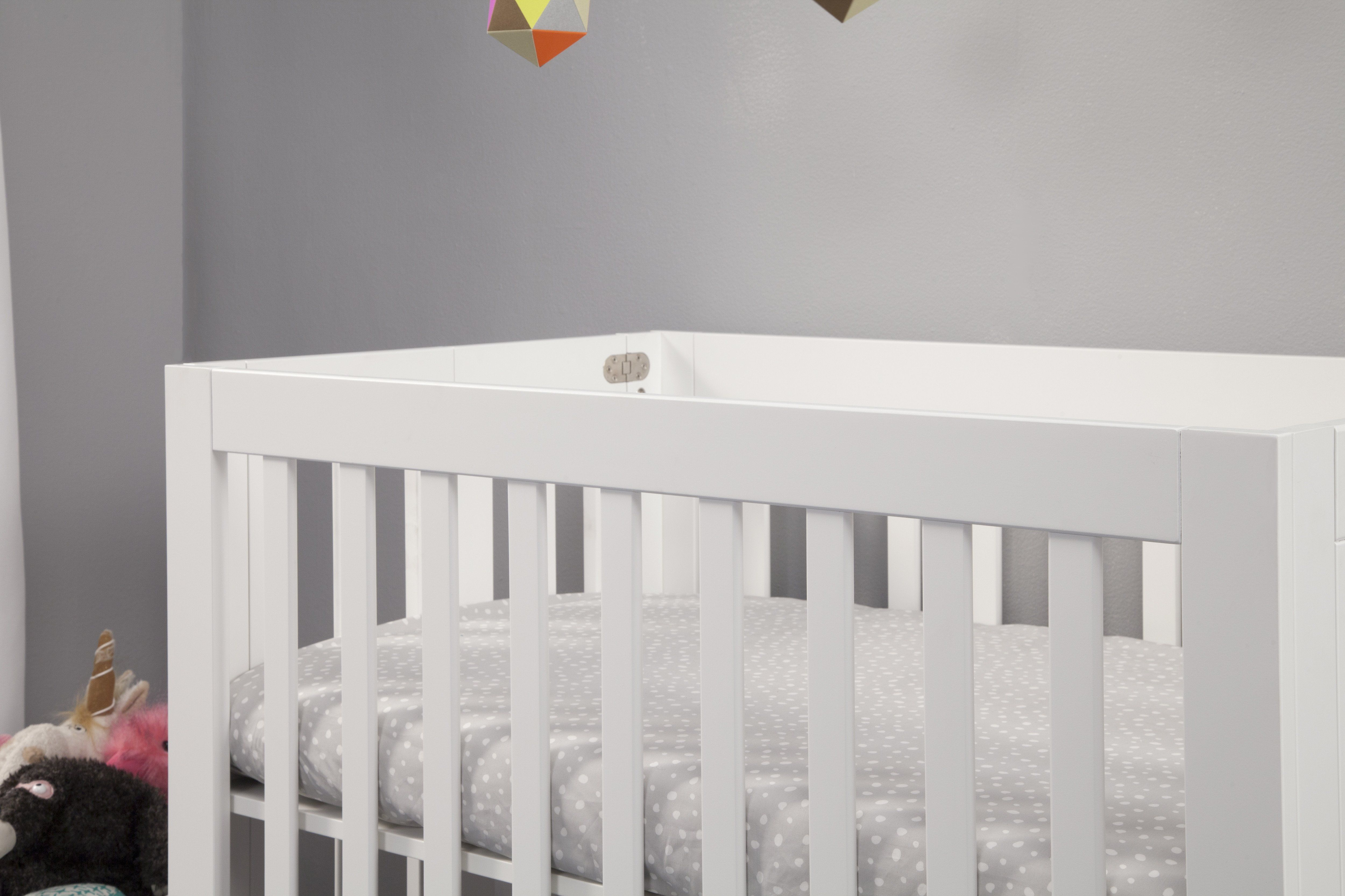 Origami Mini Crib Mini Crib Cribs Modern Crib