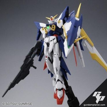 14 Gundam Fenice Rinascita Clear Color You Never Seen Before 2