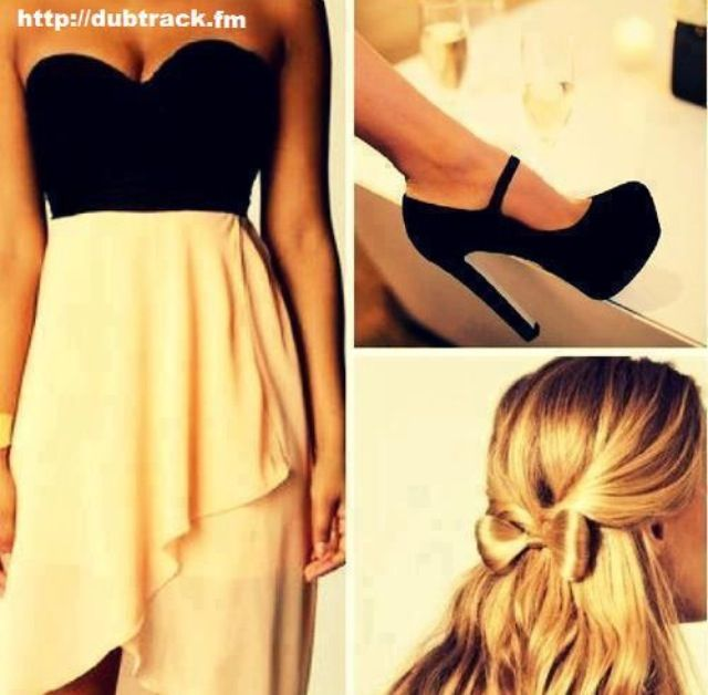 Outfit for a formal party