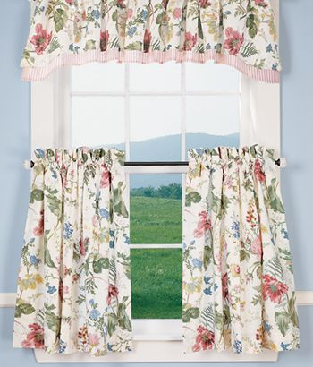 Phenomenal English Country Cottage Plaid Curtains Curtains Home Remodeling Inspirations Genioncuboardxyz