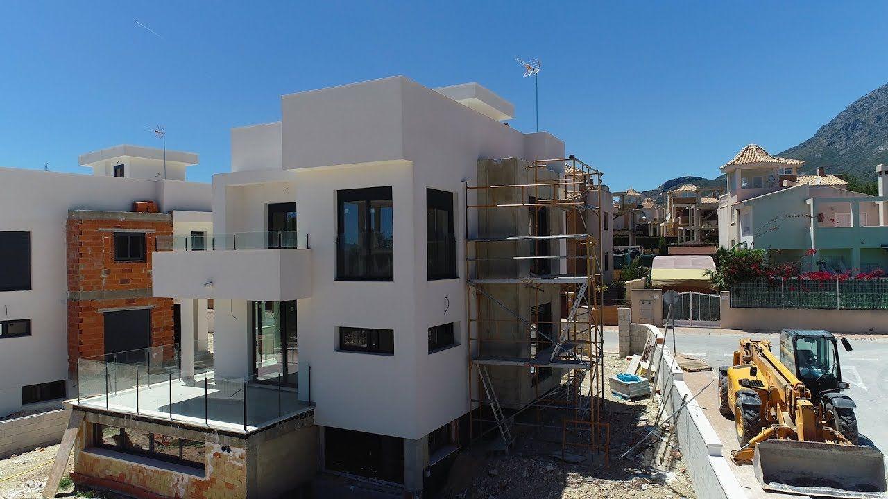 Недвижимость в испании коста бланка элитные виллы на продажу в стамбуле